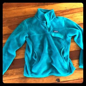 Tops - Patagonia retool fleece